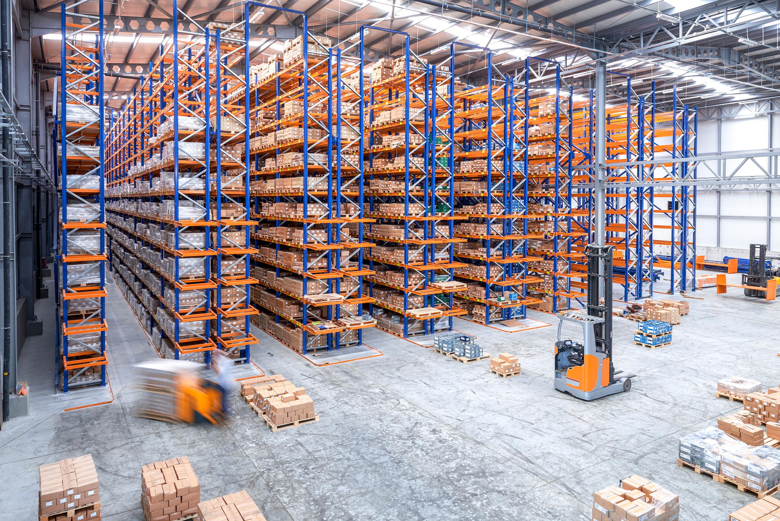 Entwicklung eines Logistikkonzeptes zur Anbindung der Montage (Konsumgüterindustrie)
