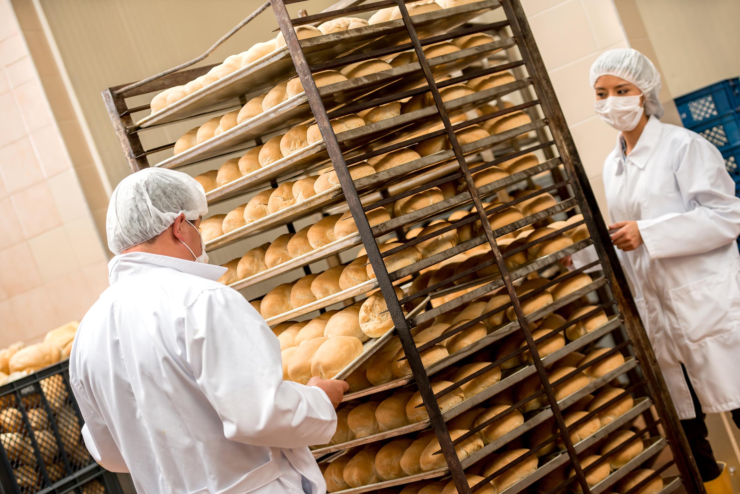 Einführung eines Produktionssystems (Lebensmittelindustrie)